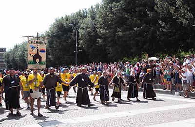 Perdono di Assisi, Porziuncola, 2017.08.02.