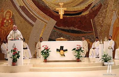 Collegio San Lorenzo 2018.06. Eucaristia