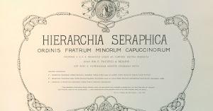 Hierachia Seraphica OFMCap