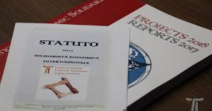 Solidarietà economica, incontro 2018.10. Roma