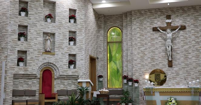 St. Therese's Catholic church