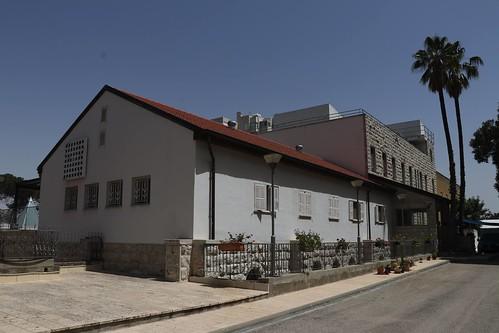 Capuchin Monastery in Jerusalem