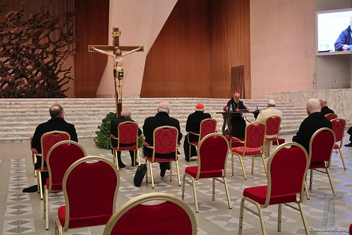 Vaticano, Predicazione di fr. Raniero Cardinale Cantalamessa, 2020.12.04.