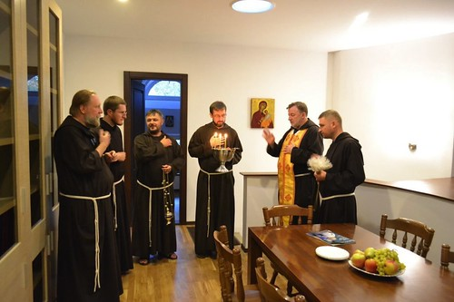 The Capuchins in Ukraine - Uzhhorod