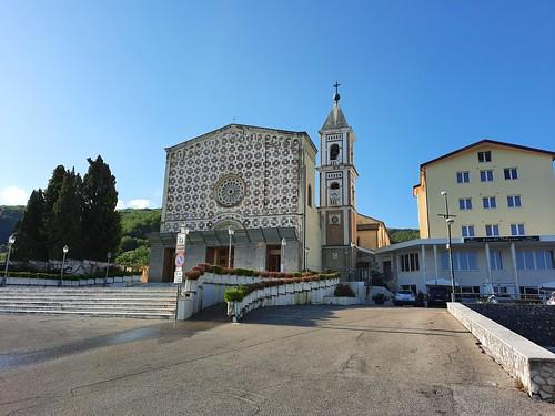 Manopello - Santuario del Volto Santo